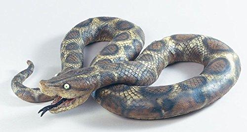 Python Snake (Large Rubber Python)