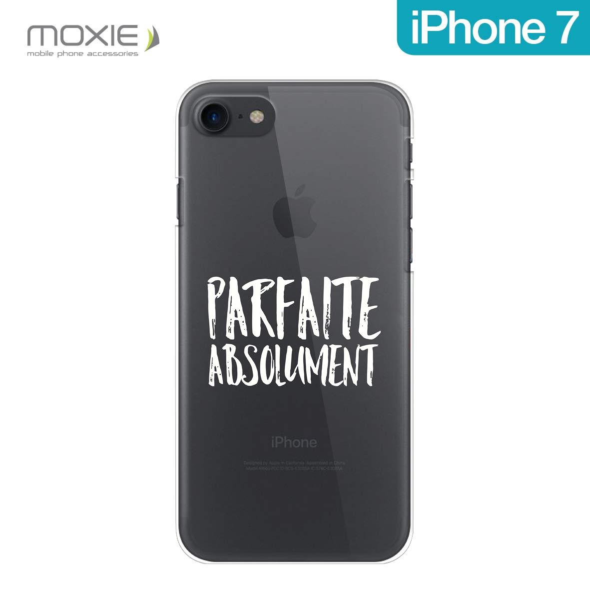 coque iphone 8 ecriture blanche