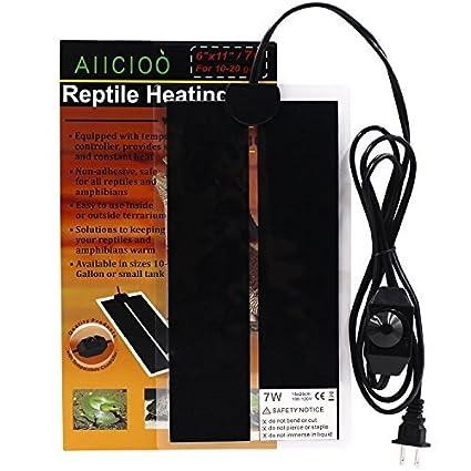 Amazon Com Reptile Heating Pad 7w Terrarium Heating Pad Warmer
