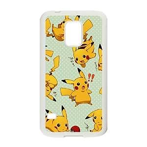 Samsung Galaxy S5 Mini Cell Phone Case Game Pikachu Custom Case Cover 3ERT465770