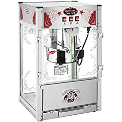 Superior Popcorn | Majestic 16 Ounce Commercial Style Popcorn Popper Machine (82-P068)