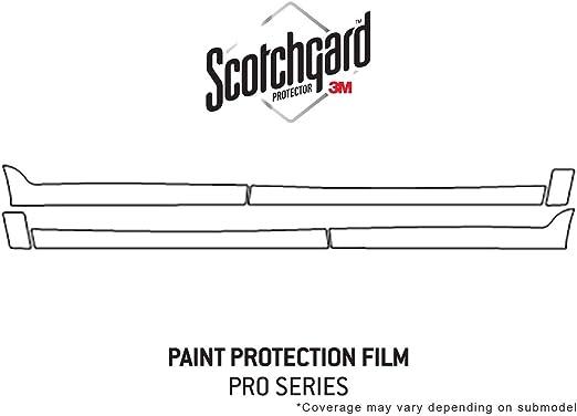 3M Scotchgard Paint Protection PreCut Clear Bra Kit for KIA Optima 2014-2015