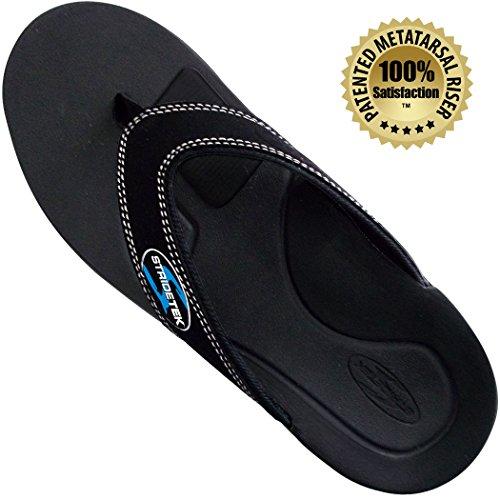 Stridetek Flipthotics Orthotic Sandals Arch Support