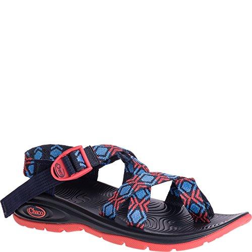 Chaco Women's Zvolv 2 Sport Sandal, Standard Eclipse, 9 Medium US by Chaco