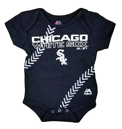 Sox Chicago Onesie White (Chicago White Sox Infant