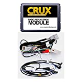 Crux SWRFD-60 Radio Replacement Accessories