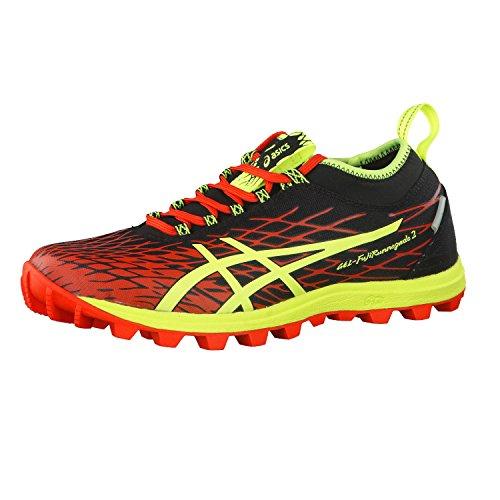 ASICS - Gel-fujirunnegade 2 Plasmaguard, Zapatillas de Running hombre Negro