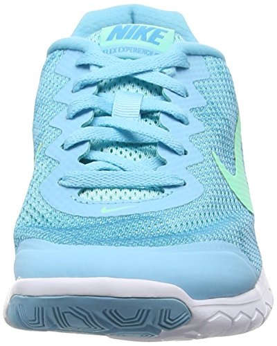 Bl Glw Pl Flex mujer Nike Grn Td Bl Wmns 4 para Zapatillas Premium Lgn RN Experience White x46SRq