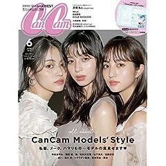 CanCam 表紙画像