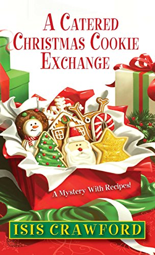 book cover of A Catered Christmas Cookie Exchange