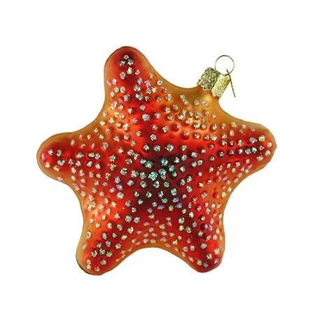 51QfUc4h1pL._SS450_ Starfish Christmas Ornaments