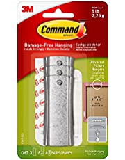 Command Outdoor Light Clips, Clear, 16-Clip