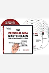 The Personal MBA Masterclass (A Home Study Course for Mastering the Art of Business) Audio CD