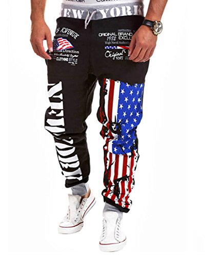 Amoin American Jogger Sport Cotton