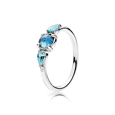 95c29bdfd Amazon.com: Fit Pandora ICE DROPS RING 191016NMB: Jewelry
