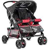 BabyHope P-L-KS Bebek Arabası, Kırmızı
