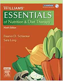9780801679964 - Essentials of Nutrition & Diet Therapy Study Guide by Sue Rodwell Williams