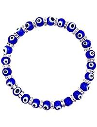 LuckyEye Murano Bracelet - Evil Eye Jewelry #2280
