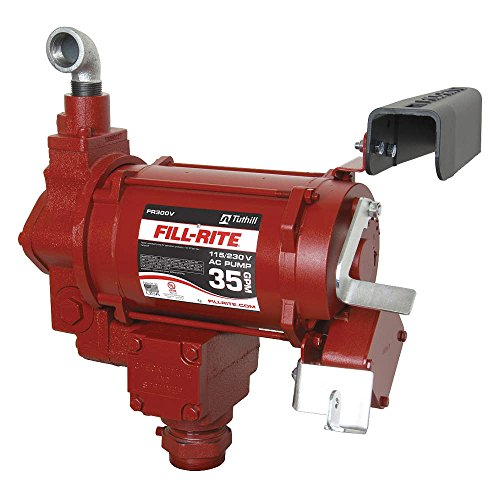Fill-Rite FR300VN 115/230V High Flow AC Pump (Up to 20 GPM) ()