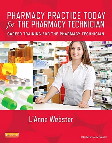 day for the Pharmacy Technician: Career Training for the Pharmacy Technician, 1e ()