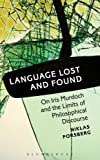 Language Lost and Found, Niklas Forsberg, 1623564832