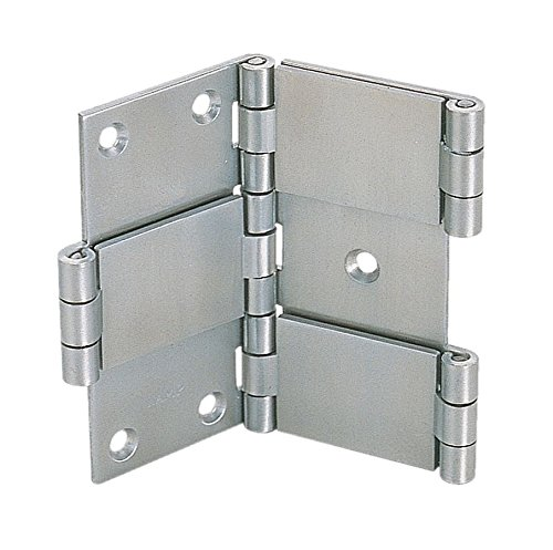- Sugatsune HG-BH70 Stainless Steel 304 Double Action Hinge, Satin Finish, 7.5mm Leaf Thickness, 78mm Open Width, 7.5mm Pin Diameter, 70mm Height