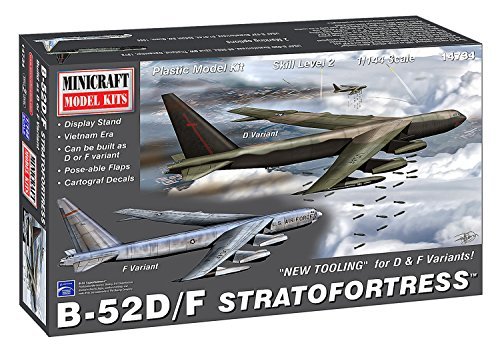 Minicraft B-52D/F - Kit Minicraft