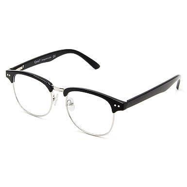 Stufen von Auschecken 2020 Cyxus Anti Blaues Licht Brille Computerbrille [Halb Randlos ...