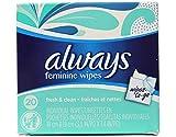 Always Wipes-to-Go 20 ea