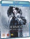 Underworld: The Complete Collection - 5-Disc Set ( Underworld / Underworld Awakening / Underworld: Rise of the Lycans / Underworld: Evolution / Under [ NON-USA FORMAT, Blu-Ray, Reg.B Import - Sweden ]
