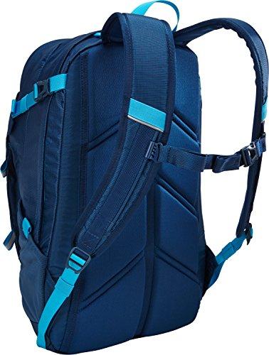 Thule - EnRoute 2.0 Triumph - Sac pour ordinateur portable - Mixte - Bleu (Bluegrass/Turquoise) - 38,1 cm (15 pouces) 21L Bleu