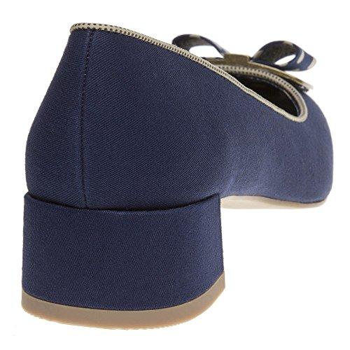 Ruby Bleu Shoo Chaussures June Femme rSrqHRxn