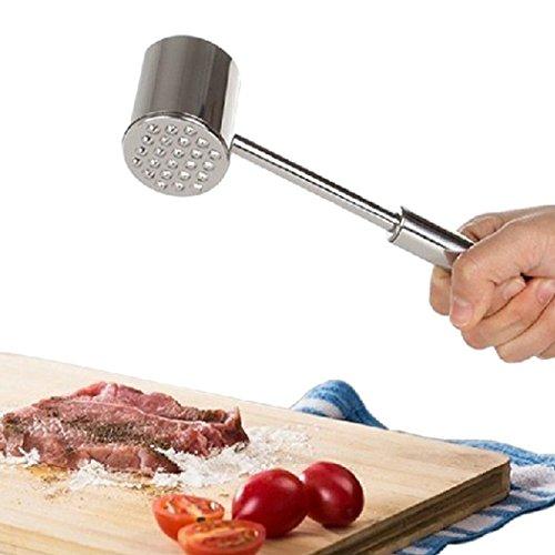 vismile Chicken Beef Fillet Steak Meat Tenderizer Mallet Hammer Kitchen Cooking Gadgets