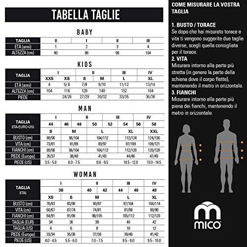 100/% Made in Italy MICO CALZE RUNNING Lunghe in Maglia Nylon per Uomo e per Donna Sportivi OXI-JET COMPRESSION fibra LYCRA +ossigeno +recupero +energia in Colore Nero//Grigio