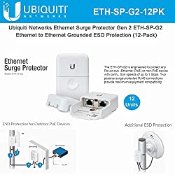 Image of the product Ethernet Surge Protector that is listed on the catalogue brand of UBNT Systems.