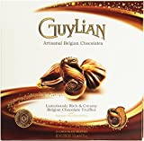 Guylian Belgium Chocolates 22 Piece Artisanal Seashell Truffles with Signature Hazelnut Filling, 8.82 Ounce