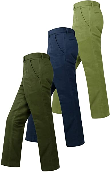 Hoggs of Fife Monarch Moleskin Trouser Lovat