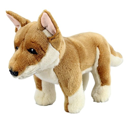 Australian Dingo Stuffed Animal Plush Toy - Frazer Medium Ta