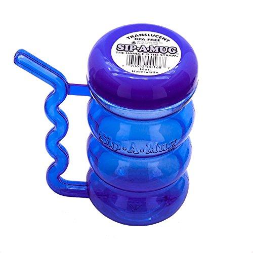 Arrow Home Products 00168 Sip-A-Mug (6 Pack), 14 oz, Assorted by Arrow (Image #1)