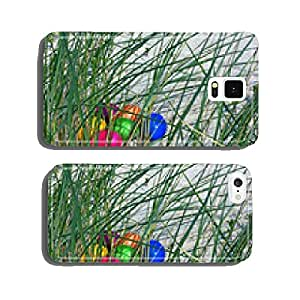 Easter eggs, hidden in beach grass 2 cell phone cover case iPhone6 Plus