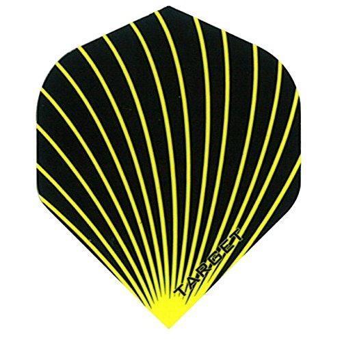 Target Plumas Pro 100,Swirl Yellow 115540