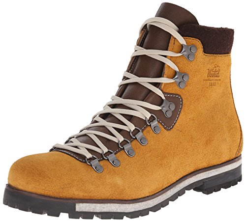 Woolrich Men's Packer Winter Boot, Yellow Stone, 8 M US