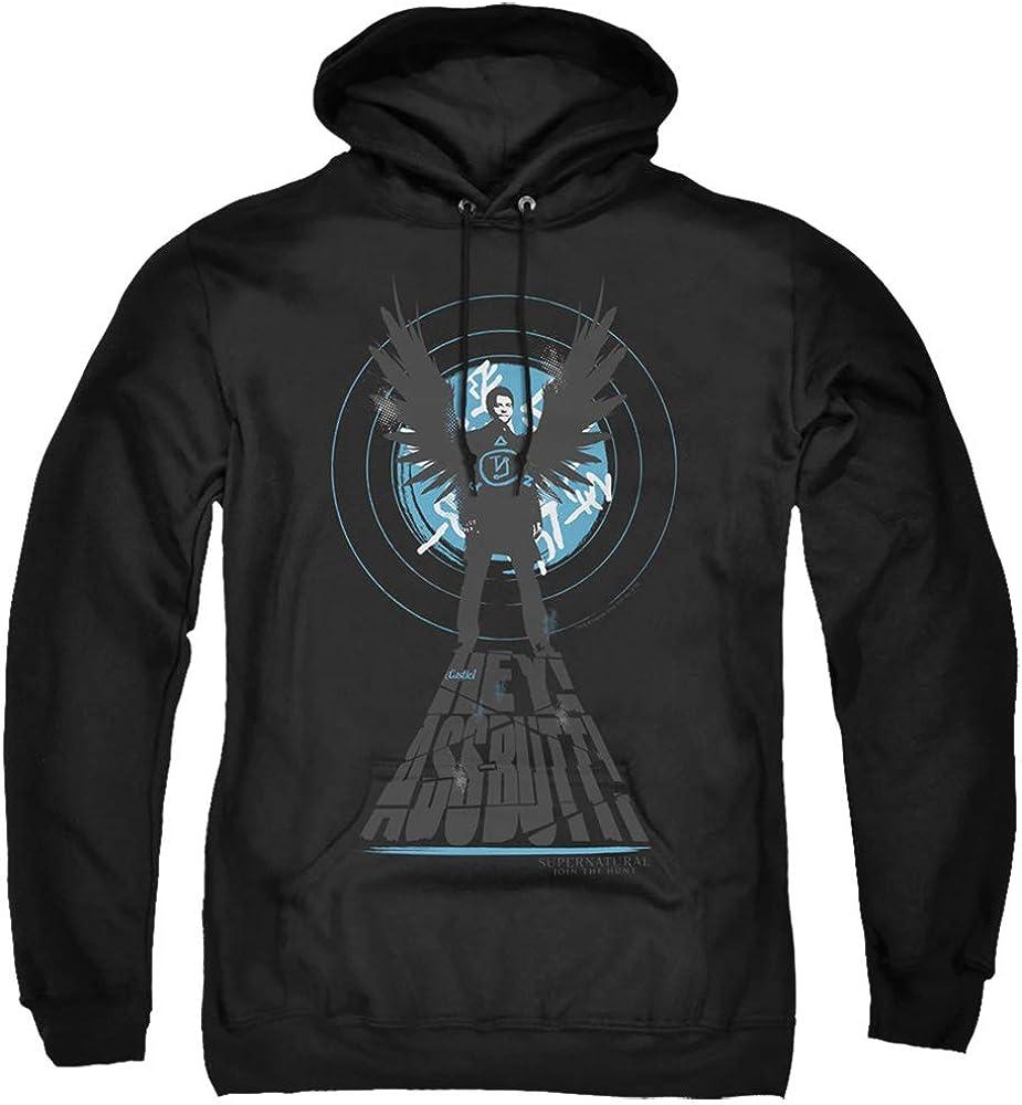 AE Designs Supernatural Hoodie Hey Hoody Assbutt Max Lowest price challenge 47% OFF Black