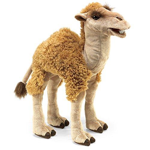 Folkmanis Camel Hand Puppet (Puppet Camel)