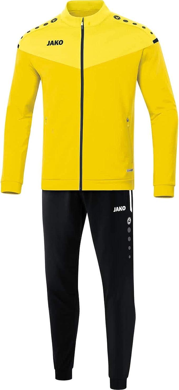 JAKO Kinder Champ 2.0 mit Kapuze Trainingsanzug Polyester