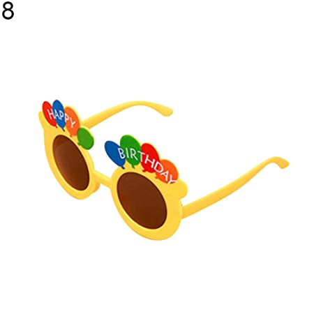 Little Dedo Creative - Gafas de Sol Divertidas para Fiestas ...