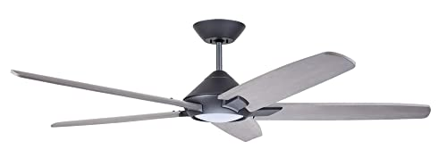 Emerson CF515TM60GRT 60 Dorian Eco Ceiling Fan Graphite