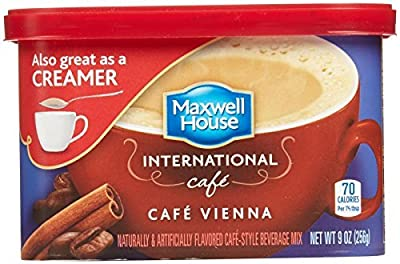 Maxwell House International Cafe Vienna - 9 Ounces by Maxwell House