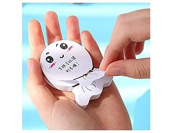 doshop Cute Kawaii notas adhesivas post memo pad escuela suministros planificador pegatinas papel Marcadores coreano Stationery: Amazon.es: Oficina y ...