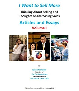 selling essays on amazon A 170-page ebook collecting my best essays from the past decade  buy on amazon learn more start small  more than 400 essays about building, launching, growing, acquiring, and selling startups drawn from my experience.